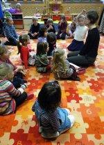 przedszkole w mieście